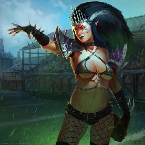 blood_bowl_queen_nefaria_by_arvalis-d5ces7o